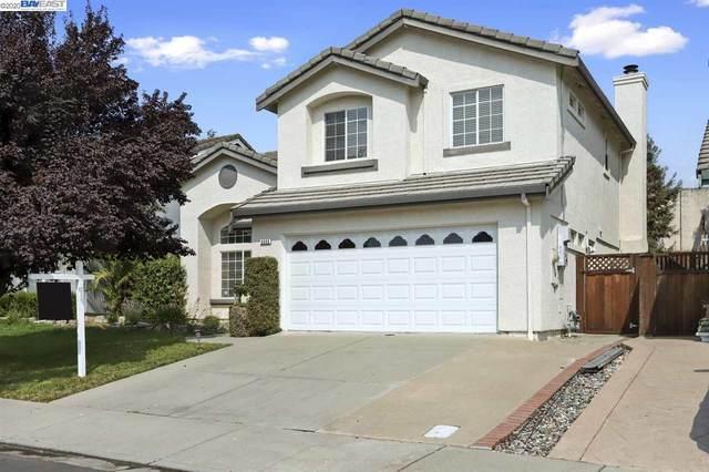 8080 Canyon Creek Cir, Pleasanton, CA 94588 (#BE40920713) :: The Realty Society