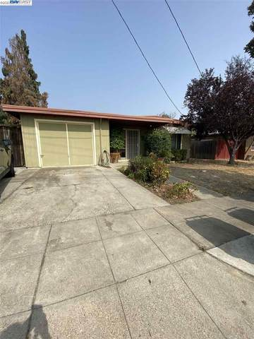 24928 Joyce St, Hayward, CA 94544 (#BE40921452) :: The Sean Cooper Real Estate Group