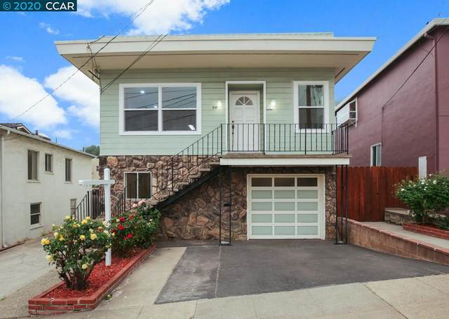 518 Palm Ave, South San Francisco, CA 94080 (#CC40921462) :: The Goss Real Estate Group, Keller Williams Bay Area Estates