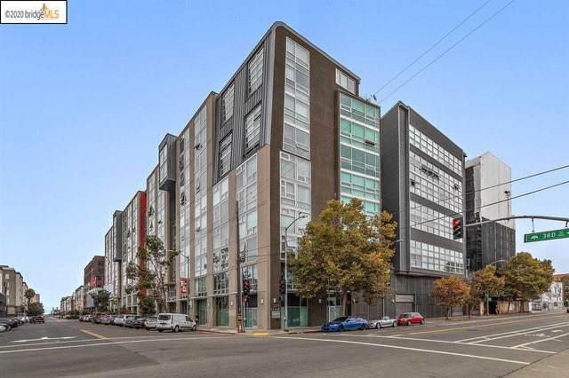 311 Oak St 828, Oakland, CA 94607 (#EB40921465) :: The Realty Society