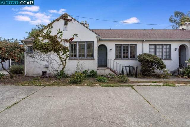 1725 Berkeley Way, Berkeley, CA 94703 (#CC40919909) :: The Realty Society