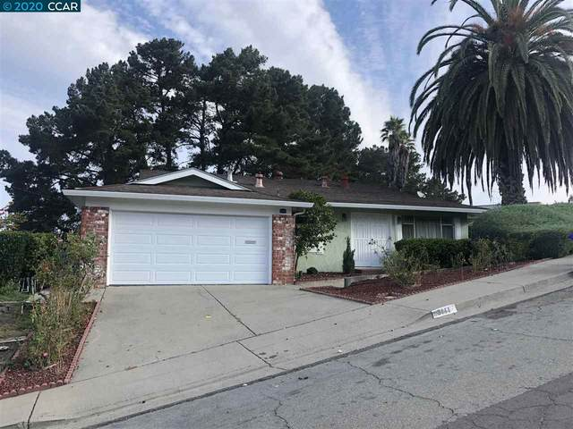 3111 Serene Ct, Richmond, CA 94803 (#CC40921474) :: The Realty Society