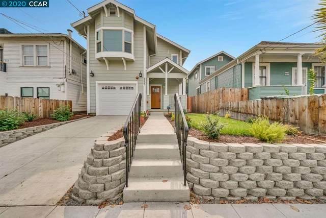 865 43rd, Oakland, CA 94608 (#CC40921491) :: The Goss Real Estate Group, Keller Williams Bay Area Estates