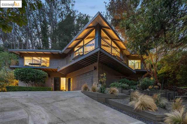 6419 Pinehaven Rd, Oakland, CA 94611 (#EB40921037) :: The Goss Real Estate Group, Keller Williams Bay Area Estates
