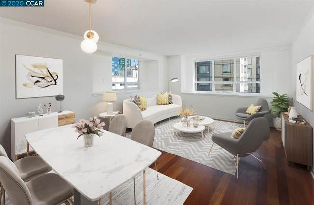 400 Beale 1105, San Francisco, CA 94105 (#CC40921058) :: The Sean Cooper Real Estate Group