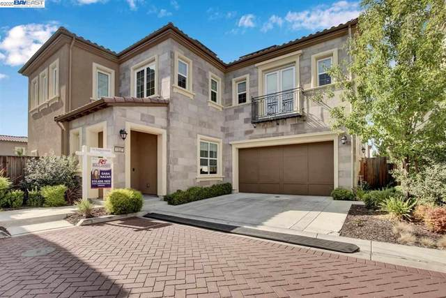 1337 Bayberry View Ln, San Ramon, CA 94582 (#BE40921515) :: The Realty Society