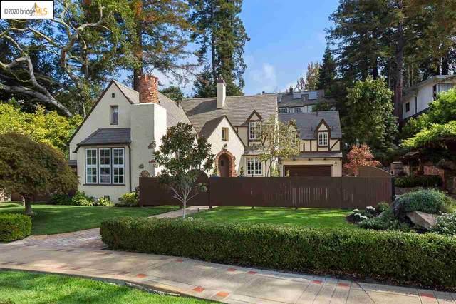 288 Saint James Drive, Piedmont, CA 94611 (#EB40921516) :: The Realty Society