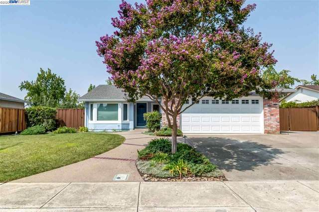 5314 Bianca Way, Livermore, CA 94550 (#BE40921539) :: Live Play Silicon Valley