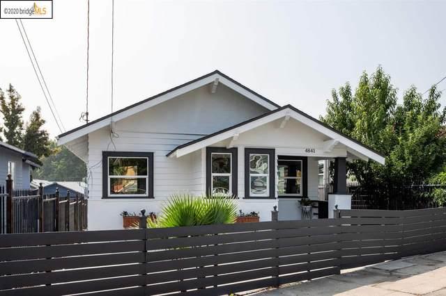 4841 Congress Ave, Oakland, CA 94601 (#EB40921540) :: RE/MAX Gold