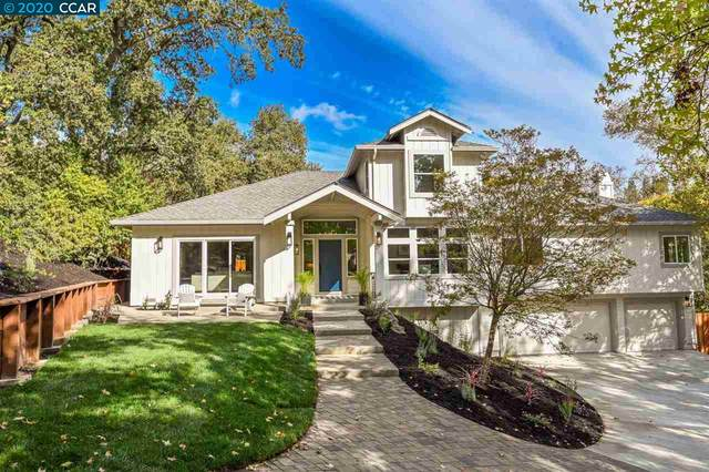 50 Viejo Vis, Alamo, CA 94507 (#CC40920353) :: Strock Real Estate