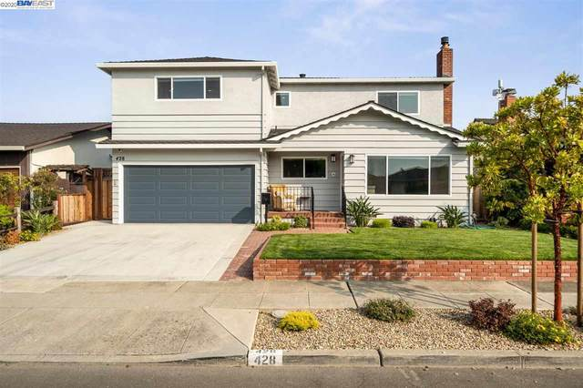 428 Yorkshire Rd, Alameda, CA 94501 (#BE40921566) :: The Realty Society