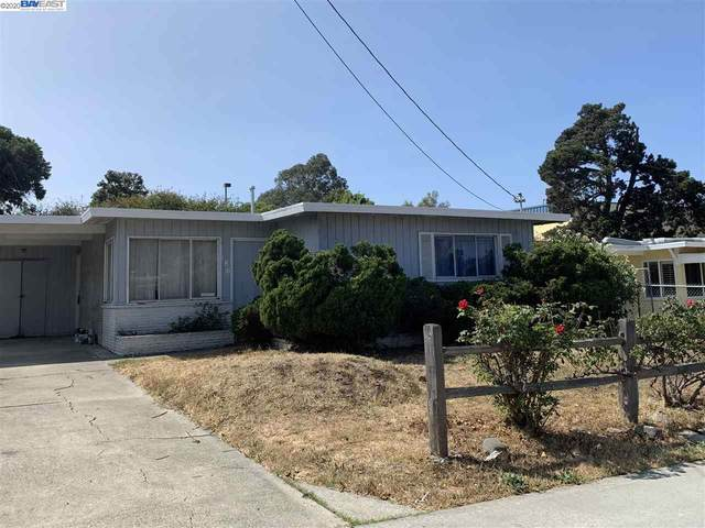 186 Christine Dr, San Pablo, CA 94806 (#BE40921584) :: The Realty Society