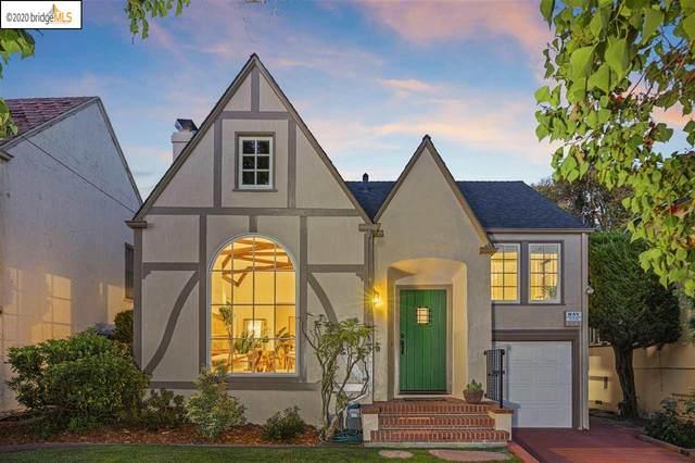 3808 Monterey Blvd, Oakland, CA 94619 (#EB40921589) :: Real Estate Experts
