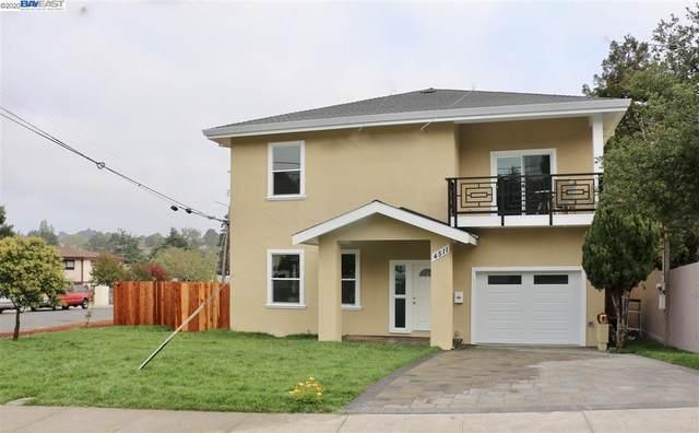 4511 Elmwood Rd, El Sobrante, CA 94803 (#BE40919959) :: Live Play Silicon Valley