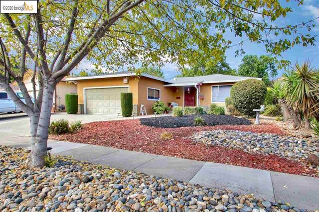 1504 Tulip Drive, Antioch, CA 94509 (#EB40921602) :: The Realty Society
