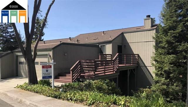1839 Sally Creek Cir, Hayward, CA 94541 (#MR40921629) :: The Realty Society