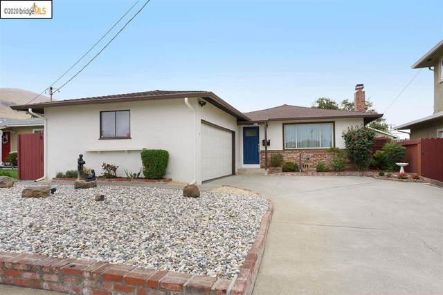 543 Ellery Pl, Hayward, CA 94544 (#EB40921631) :: The Realty Society