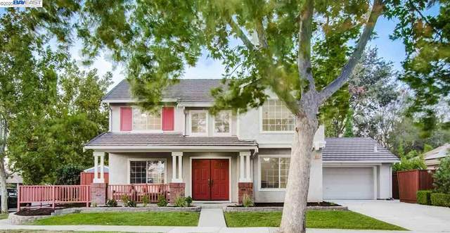 6912 Sunridge Dr, Livermore, CA 94551 (#BE40920780) :: The Realty Society