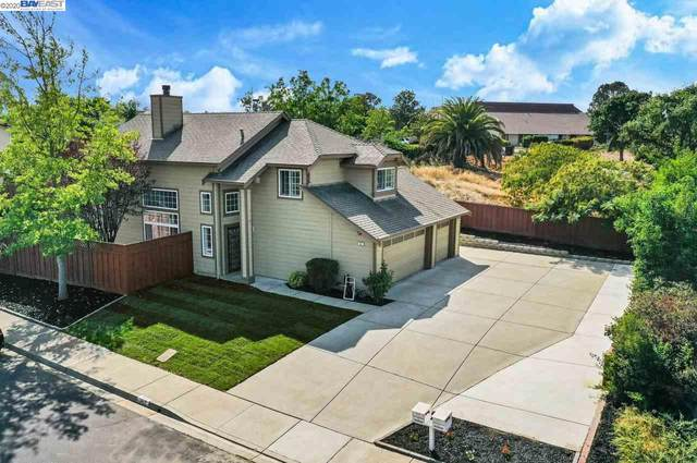 392 Thrasher Ave, Livermore, CA 94551 (#BE40921287) :: The Realty Society