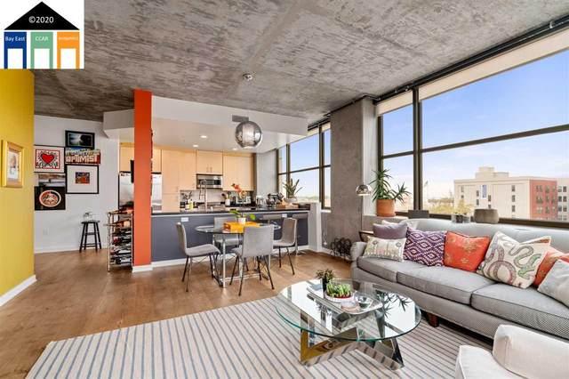 311 2Nd. Street 701, Oakland, CA 94607 (#MR40921142) :: Real Estate Experts