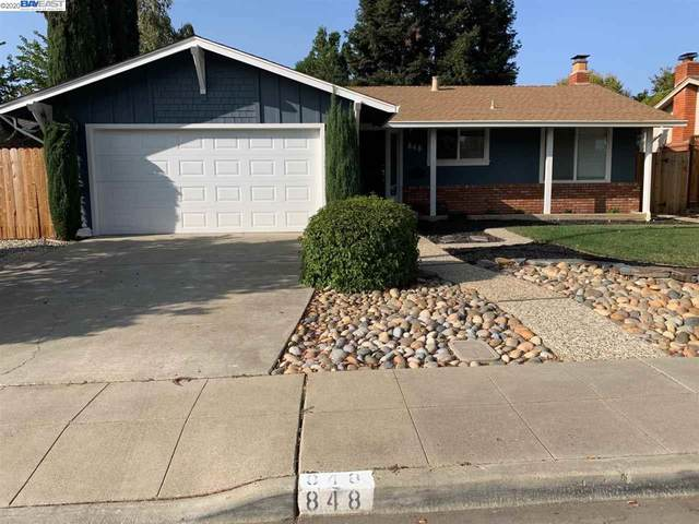 848 Avalon Way, Livermore, CA 94550 (#BE40921711) :: Live Play Silicon Valley