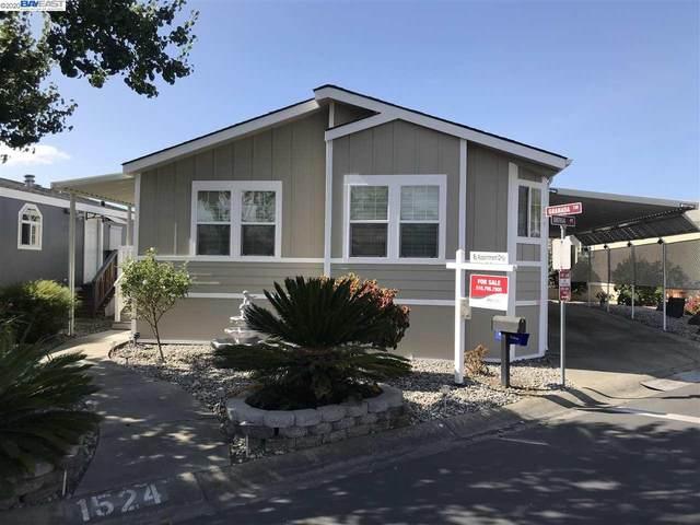 1524 Ortega Ave, Hayward, CA 94544 (#BE40921728) :: Intero Real Estate