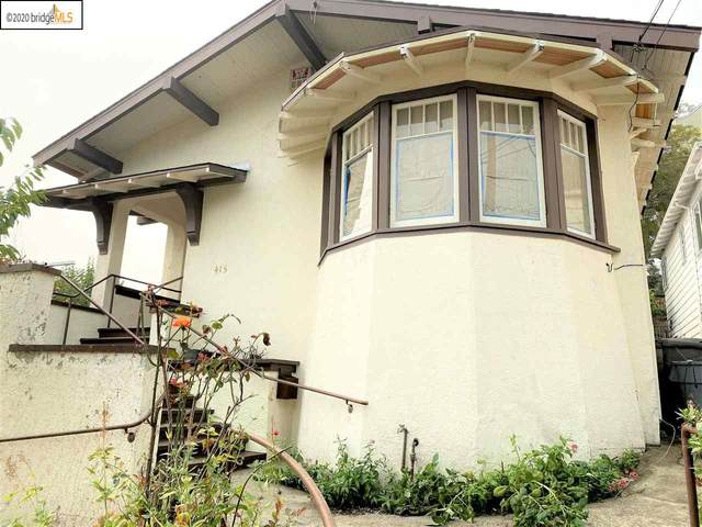 415 Sunnyslope Ave, Oakland, CA 94610 (#EB40921729) :: Strock Real Estate