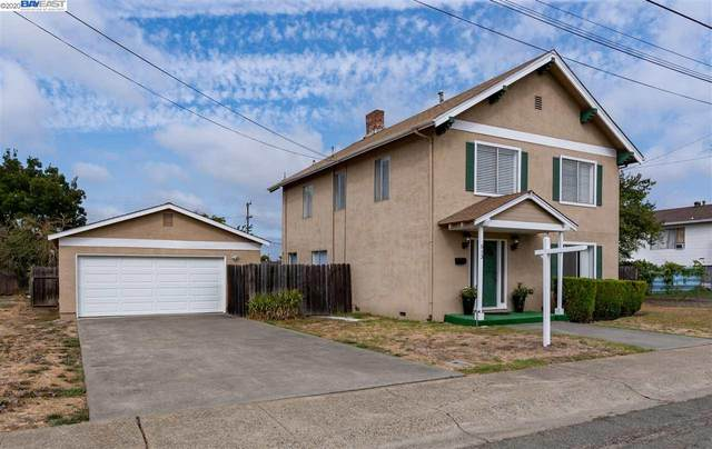 513 Tregaskis Avenue, Vallejo, CA 94591 (#BE40918215) :: Intero Real Estate