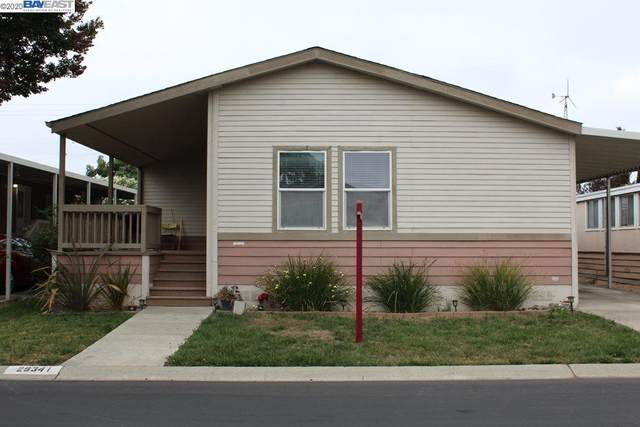 29341 Sandburg Way, Hayward, CA 94544 (#BE40921742) :: The Realty Society
