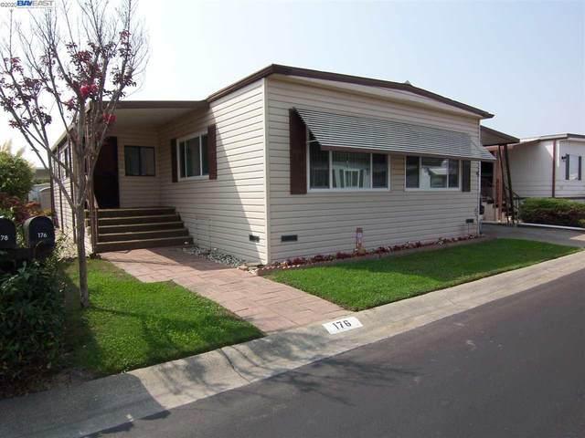 176 Santa Teresa, San Leandro, CA 94579 (#BE40921754) :: RE/MAX Gold
