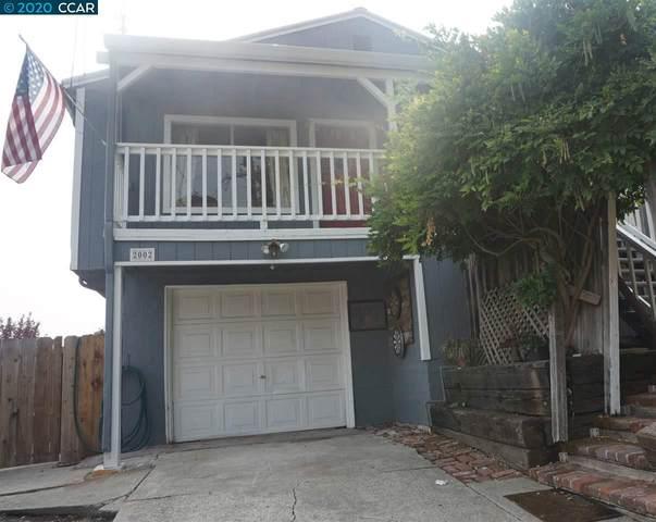 2002 Thompson Lane, El Sobrante, CA 94803 (#CC40921762) :: The Sean Cooper Real Estate Group