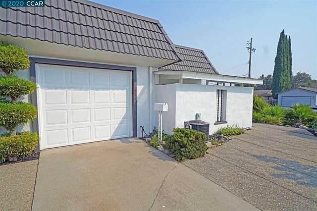 471 Glacier Drive, Martinez, CA 94553 (#CC40921770) :: The Sean Cooper Real Estate Group