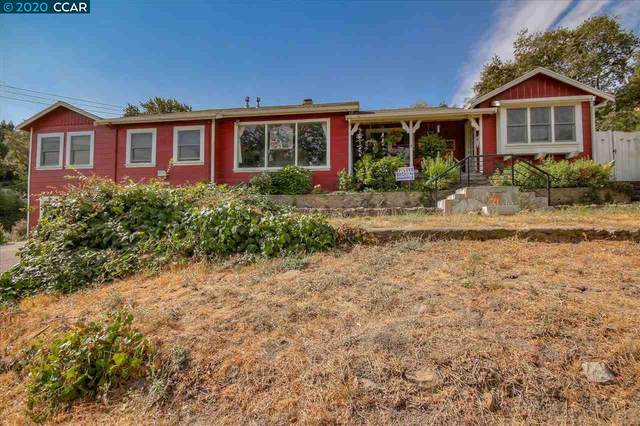 1787 Ivanhoe Ave, Lafayette, CA 94549 (#CC40921796) :: The Realty Society