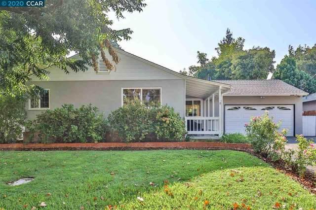 3818 Village Road, Concord, CA 94519 (#CC40921832) :: Strock Real Estate