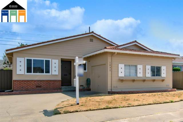 1032 Azalea, Alameda, CA 94502 (#MR40921848) :: Intero Real Estate