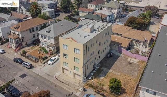 4Th Ave, Oakland, CA 94606 (#EB40921856) :: Real Estate Experts