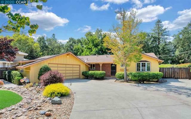 231 Montecillo Dr, Walnut Creek, CA 94595 (#CC40921860) :: The Sean Cooper Real Estate Group