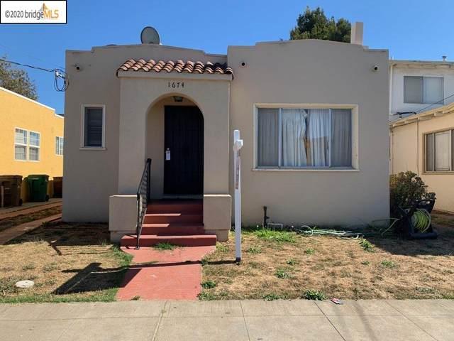 1674 79th Avenue, Oakland, CA 94621 (#EB40921891) :: Strock Real Estate