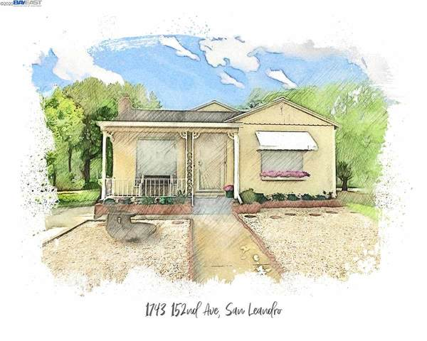 1743 152nd Ave, San Leandro, CA 94578 (#BE40919614) :: Strock Real Estate