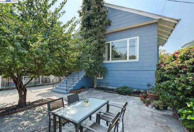 3027 E16th, Oakland, CA 94601 (#BE40921965) :: Strock Real Estate