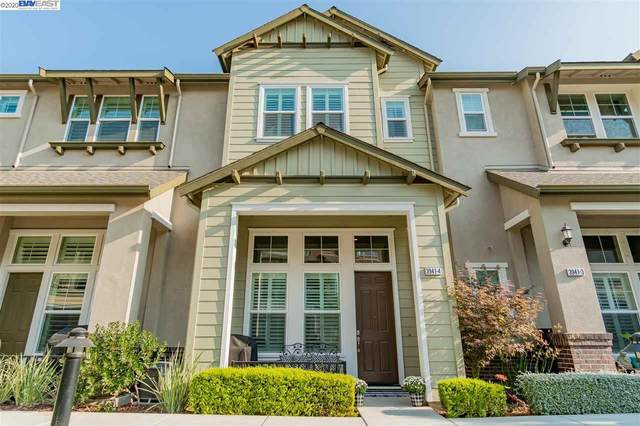 3941 Portola Cmn 4, Livermore, CA 94551 (#BE40921984) :: Strock Real Estate