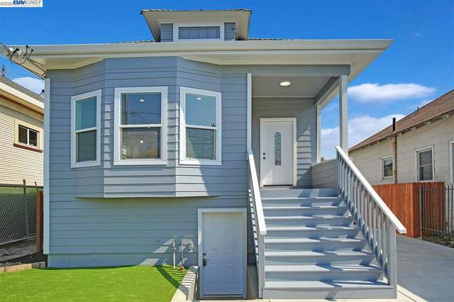 3012 Linden St, Oakland, CA 94608 (#BE40921993) :: The Sean Cooper Real Estate Group