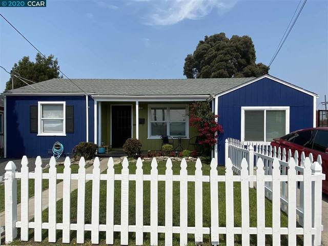 1911 Virginia Ave, Richmond, CA 94804 (#CC40922002) :: The Kulda Real Estate Group