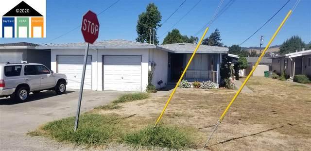 765 Delano St, San Lorenzo, CA 94580 (#MR40922036) :: Intero Real Estate