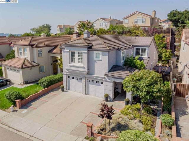 7703 Pineville Cir, Castro Valley, CA 94552 (#BE40922043) :: The Goss Real Estate Group, Keller Williams Bay Area Estates