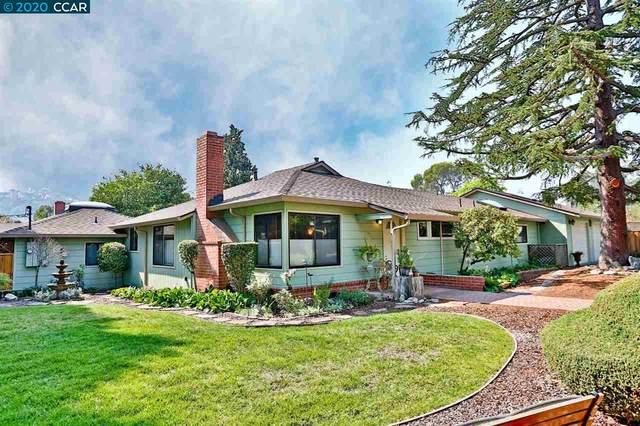 2705 Acacia Rd, Walnut Creek, CA 94595 (#CC40919900) :: The Sean Cooper Real Estate Group