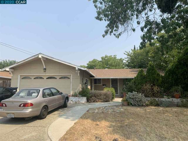 Wagoner Dr, Livermore, CA 94550 (#CC40922050) :: The Realty Society