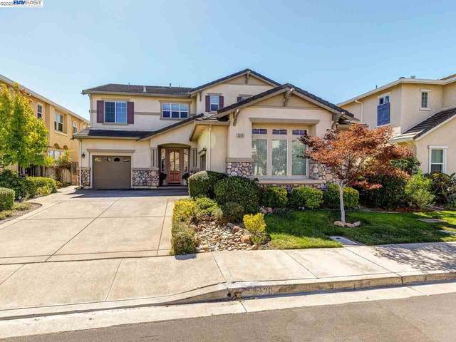3320 Oak Bluff Ln, Dublin, CA 94568 (#BE40920765) :: Robert Balina | Synergize Realty