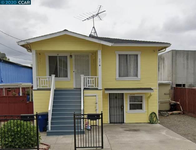 521 Estabrook St, San Leandro, CA 94577 (#CC40922086) :: Alex Brant