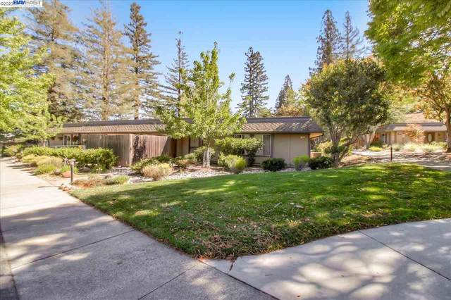 1617 Skycrest Dr 22, Walnut Creek, CA 94595 (#BE40922099) :: The Realty Society